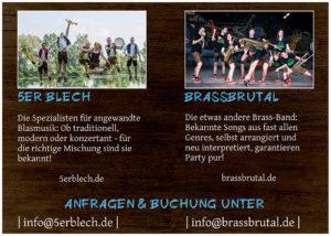 Kombiangebot 5er-Blech und BrassBrutal